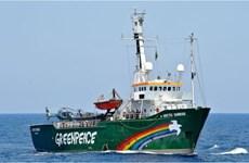 Tòa án trọng tài yêu cầu Nga bồi thường cho tàu Arctic Sunrise