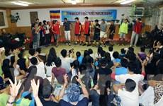 Tổ chức Trại hè Về nguồn cho thanh thiếu nhi Việt Nam ở Cộng hòa Séc