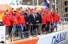 "Thuyền buồm ""Danang-Vietnam"" tham gia cuộc đua Clipper Race"