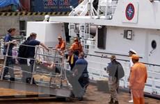Tàu USNS Mercy rời Cảng Tiên Sa, kết thúc chuyến thăm Đà Nẵng