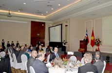 Tổ chức kỷ niệm 70 năm Quốc khánh Việt Nam tại Chile và Maroc