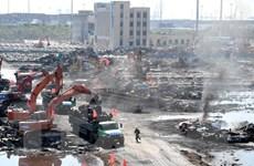 Số nạn nhân thiệt mạng trong vụ nổ ở Thiên Tân tăng lên 150 người
