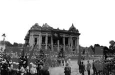 Ký ức tươi đẹp về mùa Thu lịch sử cách mạng tháng Tám 1945