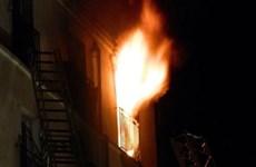 Pháp bắt kẻ tình nghi phóng hỏa chung cư làm 8 người thiệt mạng