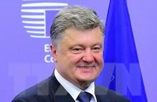 Tổng thống Ukraine ký sắc lệnh bảo đảm bầu cử địa phương