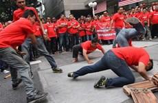 Malaysia: Cảnh sát chấp thuận cuộc biểu tình ''áo đỏ'' ngày 16/9