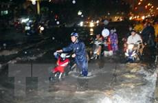 Gió Đông đẩy mưa to dịch chuyển dần ra Bắc Trung Bộ