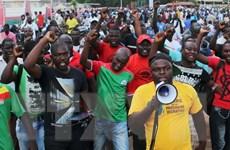 Burkina Faso áp đặt giới nghiêm, đóng cửa biên giới và không phận