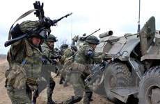 Tổng thống Nga tuyên bố không triển khai binh sỹ tác chiến ở Syria