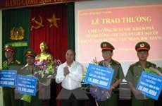 Bắt giữ đối tượng giết người, phân xác phi tang tại Bắc Giang