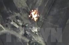Nga bác cáo buộc không kích sát hại dân thường ở Syria