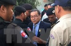 Campuchia xét xử thượng nghị sỹ đối lập giả mạo hiệp ước biên giới
