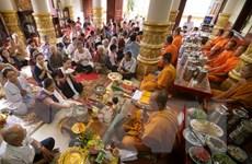Thành phố Hồ Chí Minh: Đồng bào Khmer vui đón Lễ Sene Dolta