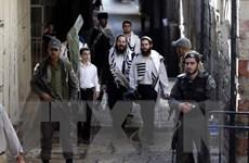 Israel cấm các bộ trưởng và nghị sỹ thăm đền thờ Al-Aqsa
