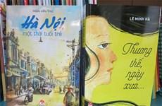 Ra mắt hai cuốn sách mới viết về Hà Nội của thế kỷ trước