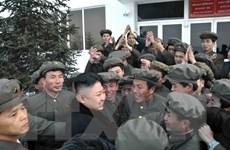 Đoàn Trung Quốc tới dự kỷ niệm thành lập Đảng Lao động Triều Tiên