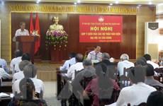 Những điểm mới về xây dựng Đảng và hệ thống chính trị - Bài 5