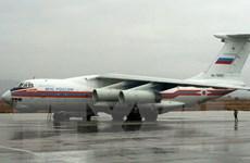 Ukraine cấm toàn bộ các chuyến bay của hàng không Nga