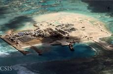 Việt Nam kiên quyết phản đối hành động xây hải đăng của Trung Quốc