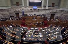 Hy Lạp thông qua gói cải cách mới theo yêu cầu của các chủ nợ
