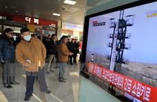 Hàn-Mỹ cảnh báo Triều Tiên không được thử tên lửa và hạt nhân