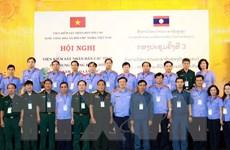 Việt-Lào tăng cường hợp tác giữa hai Viện Kiểm sát Nhân dân Tối cao