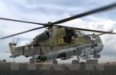 Trung Quốc, Nga ký thỏa thuận phát triển trực thăng vận tải mới