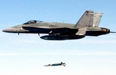 Canada tuyên bố rút máy bay chiến đấu khỏi liên minh chống IS