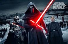 """""""Star Wars: The Force Awakens"""" đạt kỷ lục về bán vé đặt trước"""