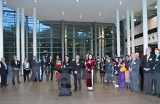 Đại học Solvay kỷ niệm 20 năm Chương trình cao học Việt-Bỉ