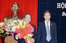 Ông Hoàng Đăng Quang được bầu là Bí thư Tỉnh ủy Quảng Bình