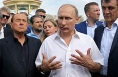 Ukraine điều tra hình sự đối với cựu Thủ tướng Italy S.Berlusconi