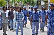 Tổng thống Maldives ban bố tình trạng khẩn cấp trong 30 ngày