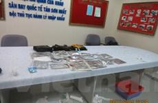 Hải quan TP.HCM bắt một phụ nữ nước ngoài vận chuyển 5,4kg cocain