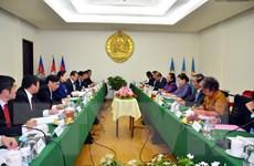 Đoàn đại biểu cấp cao Đảng Cộng sản Việt Nam thăm Campuchia
