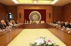 Nghị viện châu Âu đánh giá cao thành tựu phát triển kinh tế Việt Nam