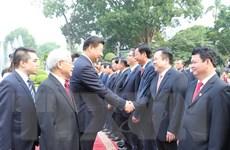Việt Nam-Trung Quốc ký kết nhiều văn bản, thỏa thuận hợp tác