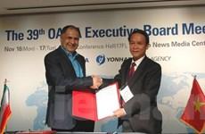 TTXVN tham gia hoạch định chiến lược phát triển mới của OANA