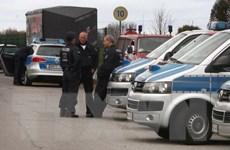 Đức: Người bị bắt mang vũ khí không liên quan khủng bố ở Pháp