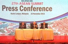 Bế mạc Hội nghị Cấp cao ASEAN lần thứ 27 và các hội nghị liên quan