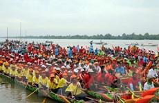 Sôi động Ngày hội văn hóa-thể thao và du lịch đồng bào Khmer
