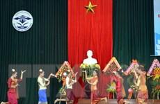 Chiêu đãi kỷ niệm lần thứ 40 Quốc khánh nước CHDCND Lào