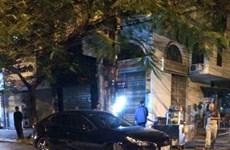 """Hải Phòng: Tạm giữ tài xế xe """"điên"""" đâm bị thương 8 người"""