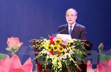 Toàn văn phát biểu của Chủ tịch Quốc hội tại Lễ kỷ niệm Quốc khánh Lào