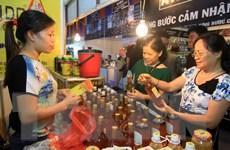 Hội chợ Tháng khuyến mại tại Hà Nội hấp dẫn người tiêu dùng