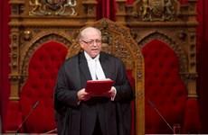 Canada bổ nhiệm ông George Furey làm Chủ tịch Thượng viện mới