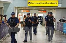 Anh bắt giữ đối tượng tấn công khủng bố bằng dao tại London