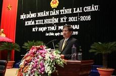 Bầu bổ sung hai Phó Chủ tịch Ủy ban Nhân dân tỉnh Lai Châu