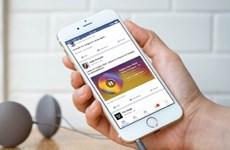 Facebook bỏ cấm đăng tải nội dung từ đối thử cạnh tranh Tsu.co