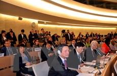 Việt Nam đảm nhận tốt vai trò thành viên Hội đồng Nhân quyền LHQ
